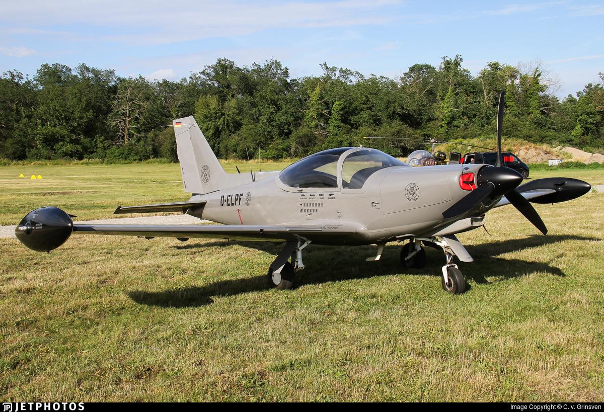 D-ELPF - SIAI-Marchetti SF260AM - Private