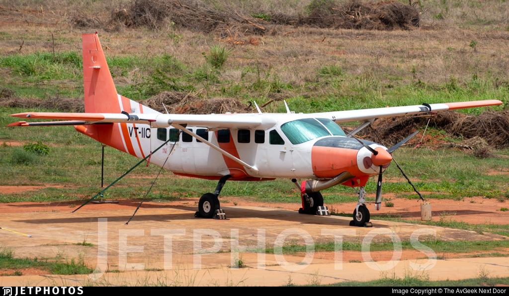 VT-IIC - Cessna 208B Grand Caravan - Private