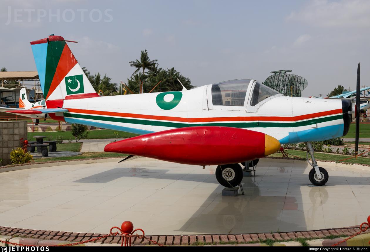 - Pazmany PL-2 - Pakistan - Air Force