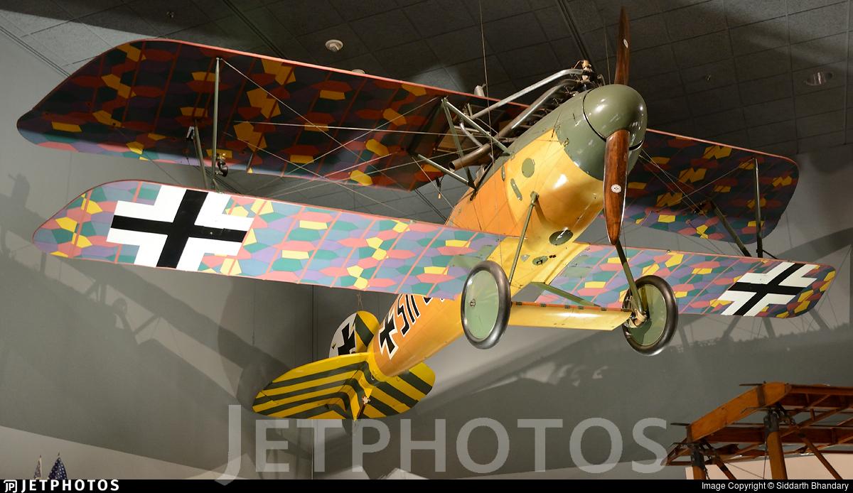 - Albatros D.Va - Germany - Air Force