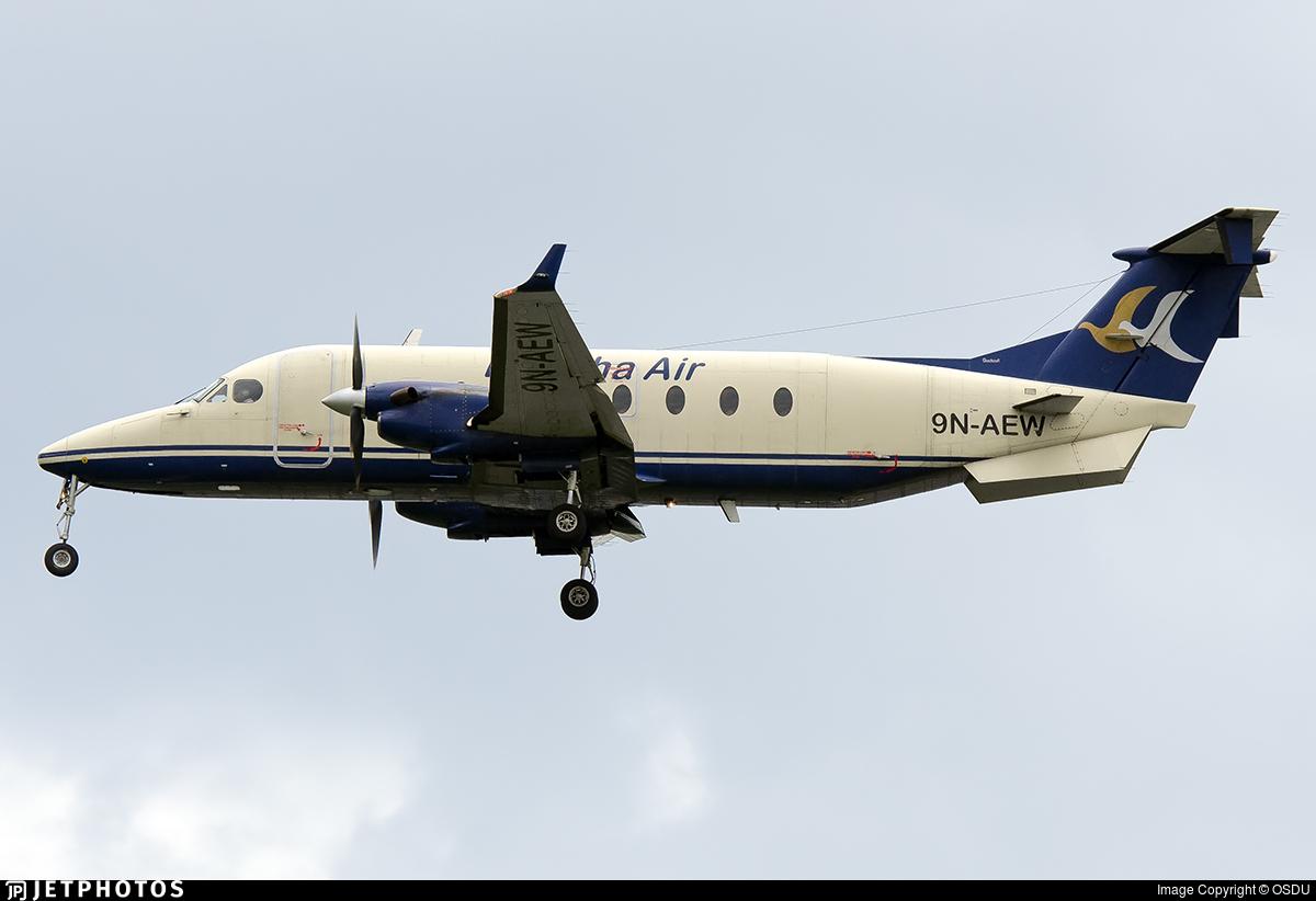 9N-AEW - Beech 1900D - Buddha Air