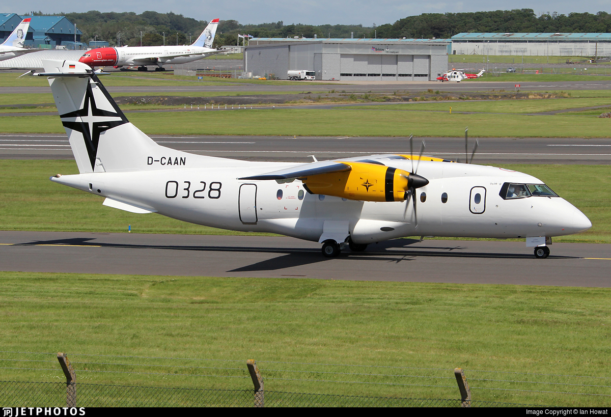 D-CAAN - Dornier Do-328-110 - 328 Support Services