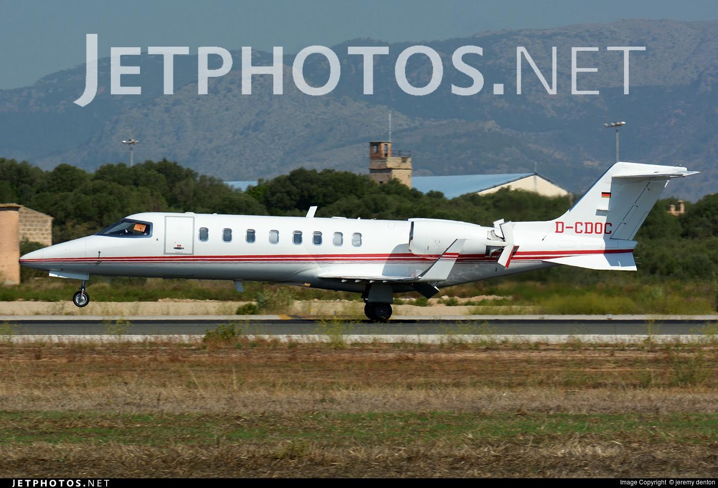 D-CDOC - Bombardier Learjet 45 - Private