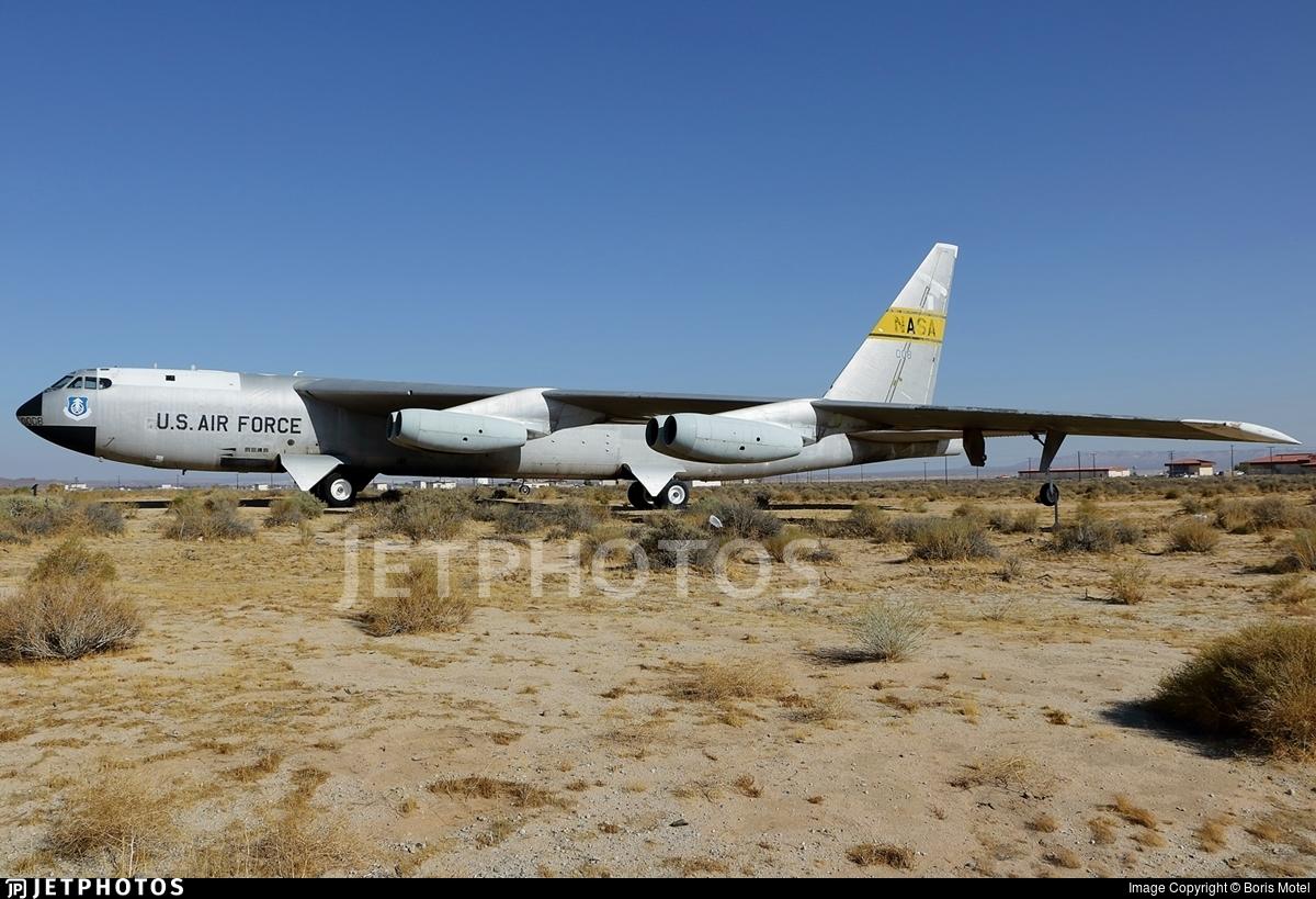 52-0008 - Boeing RB-52B - United States - National Aeronautics and Space Administration (NASA)