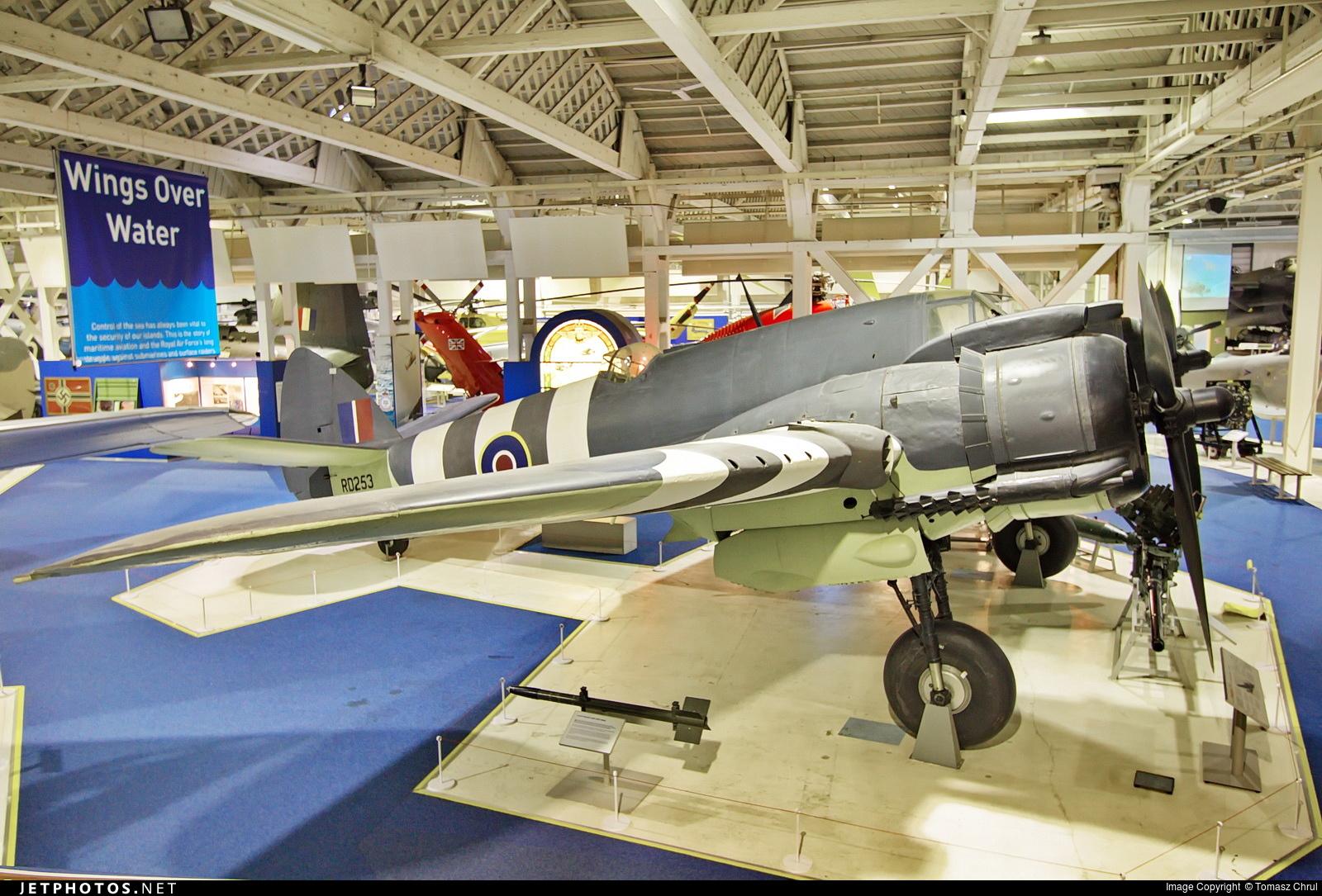 RD253 - Bristol Beaufighter TF.X - United Kingdom - Royal Air Force (RAF)