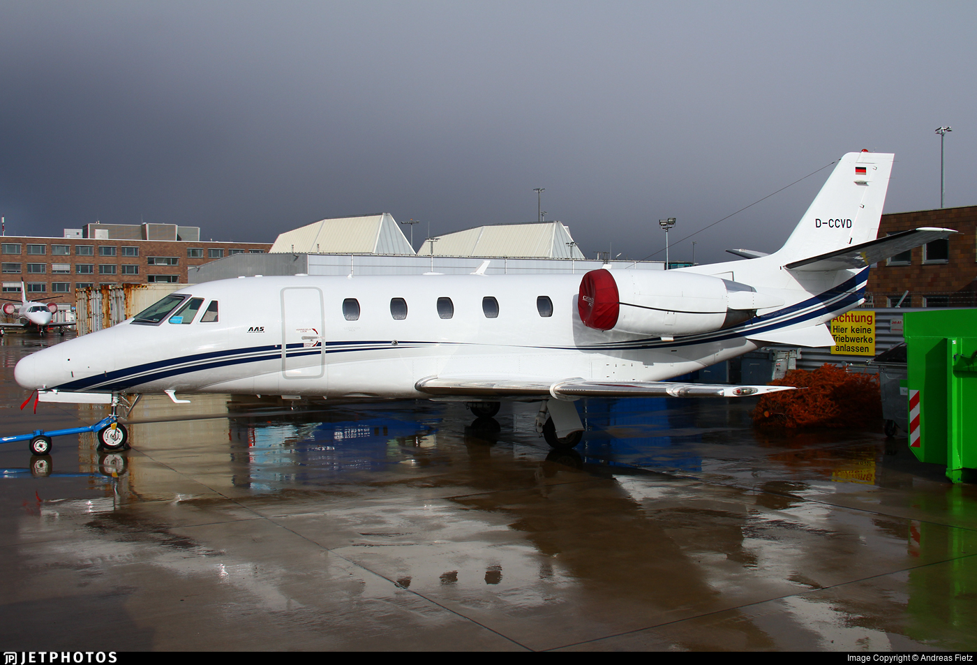 D-CCVD - Cessna 560XL Citation XLS - Atlas Air Service
