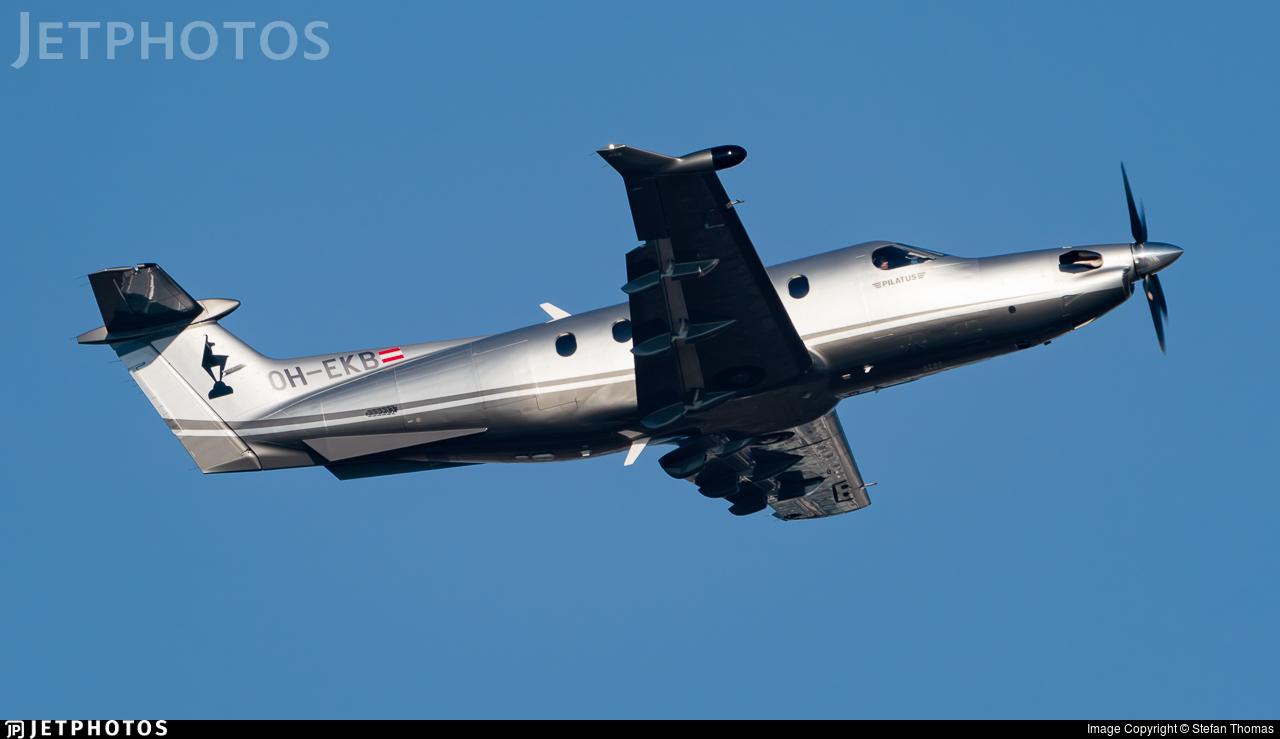 OH-EKB - Pilatus PC-12/47E - Private