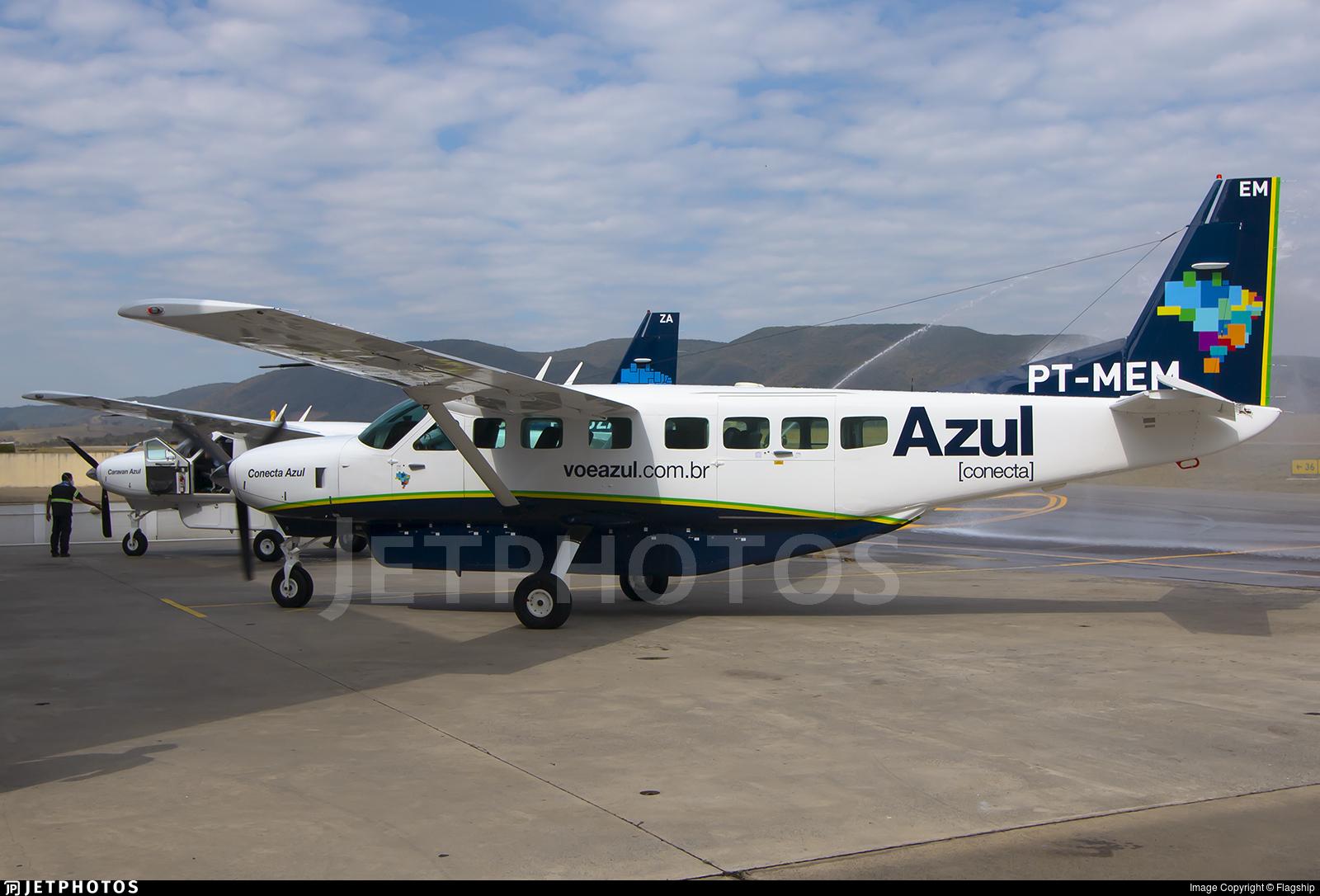 PT-MEM - Cessna 208B Grand Caravan - Azul Conecta