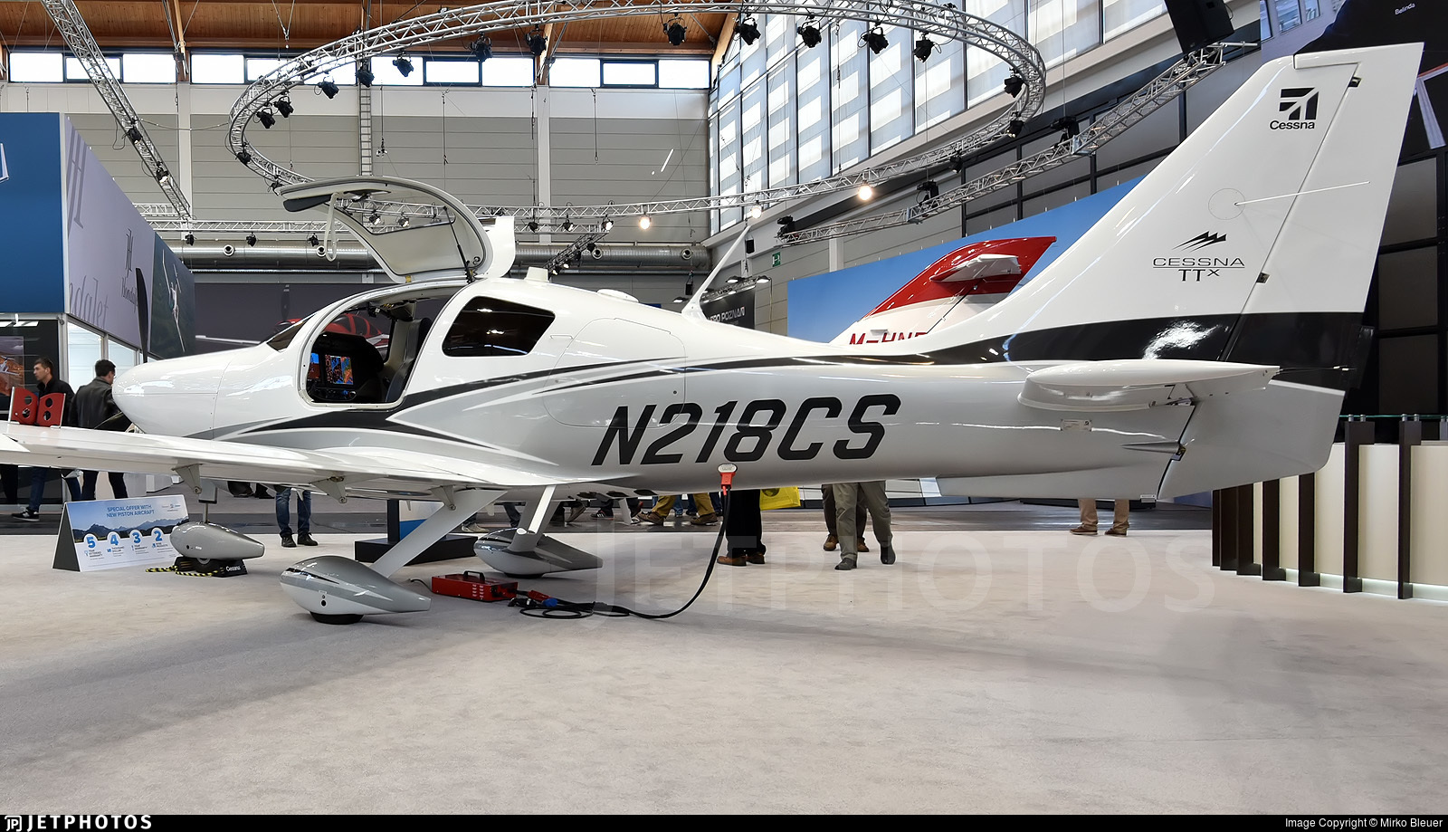N218CS - Cessna T240 Corvalis TTX - Cessna Aircraft Company