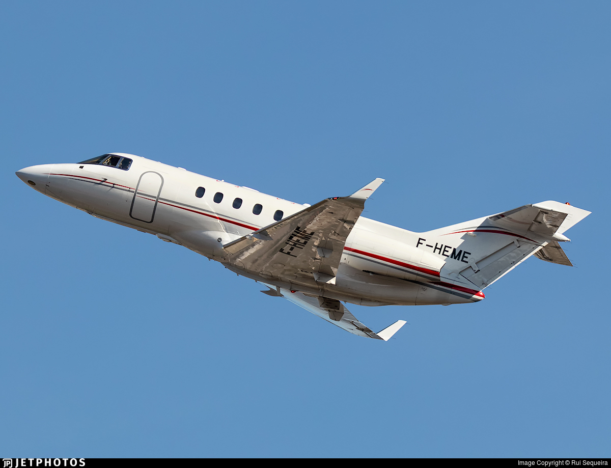 F-HEME - Hawker Beechcraft 900XP - VallJet