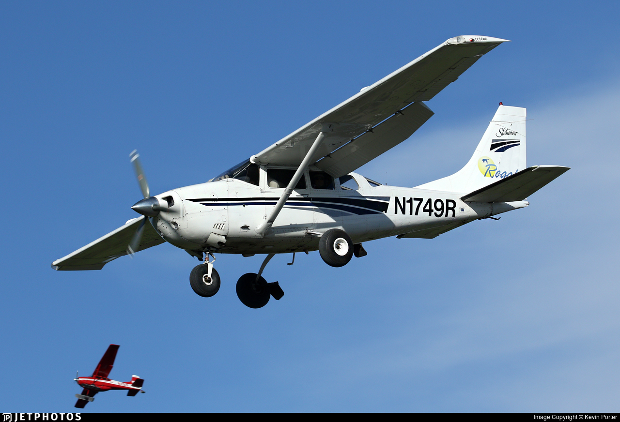 N1749R - Cessna U206G Stationair - Regal Air