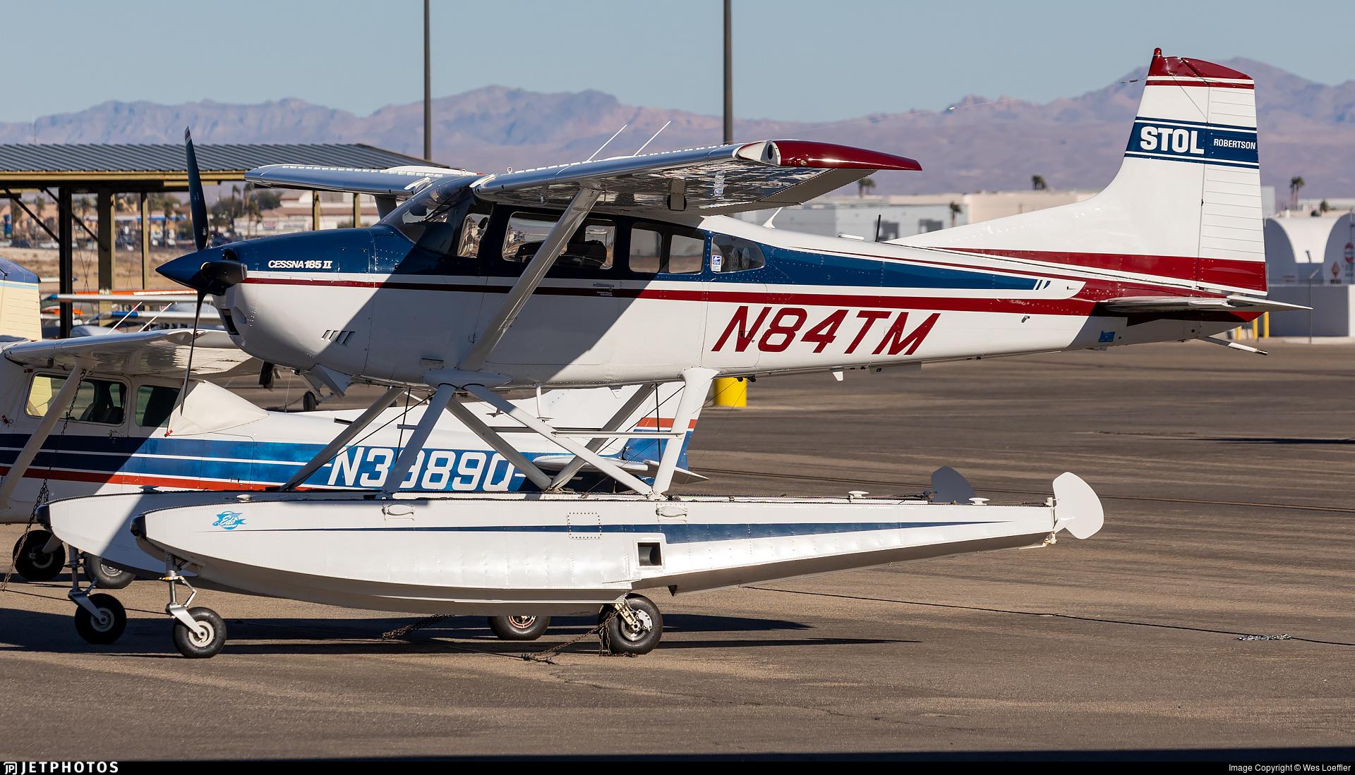 N84TM - Cessna A185F Skywagon II - Private