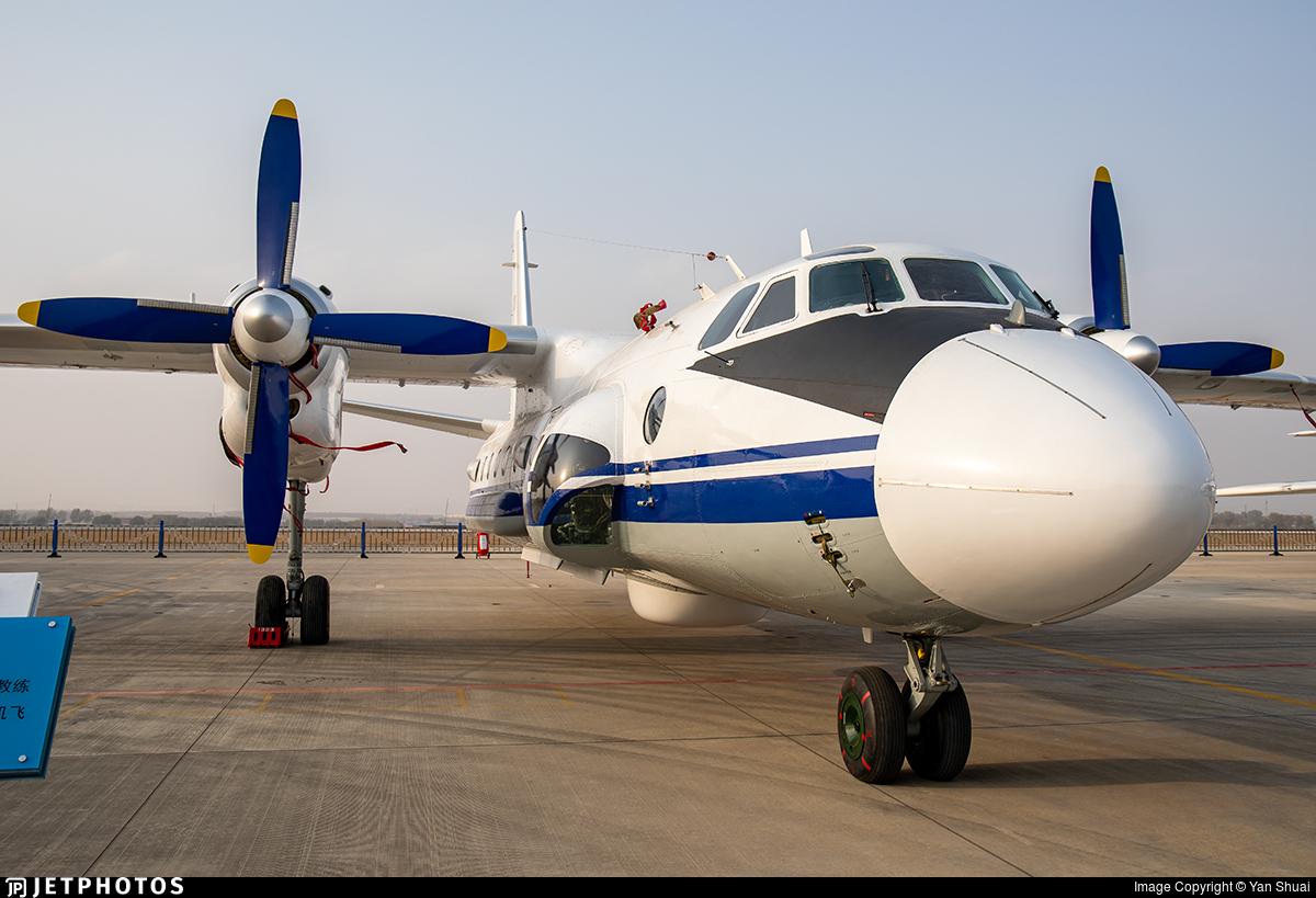 1323 - Xian Y-7 - China - Air Force