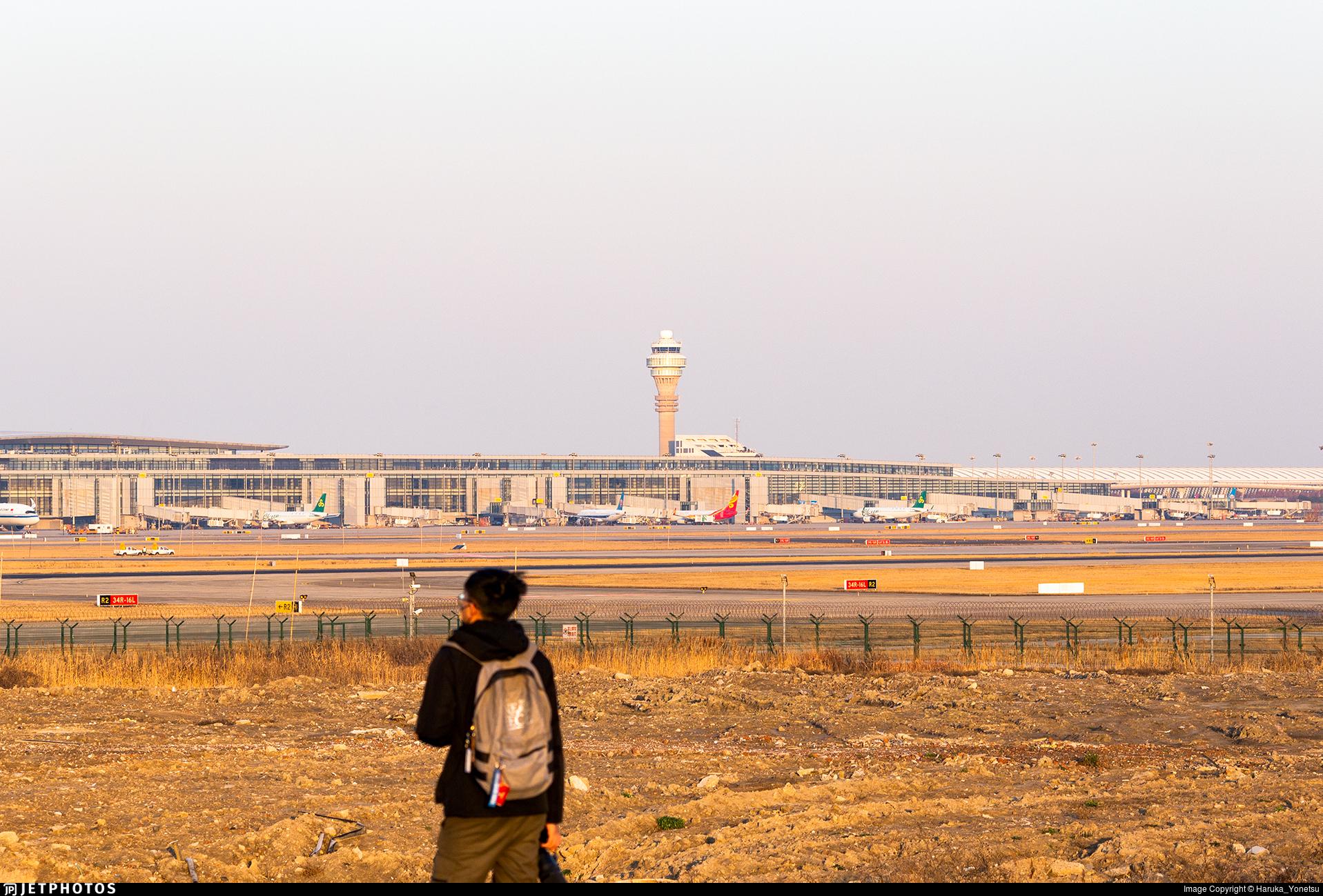 ZSPD - Airport - Spotting Location