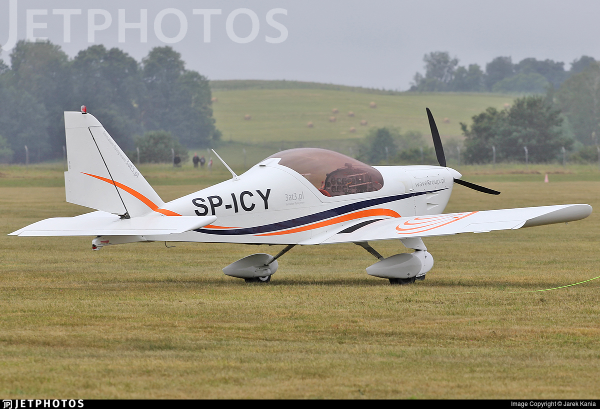 SP-ICY - Aero AT-3-R100 - Private