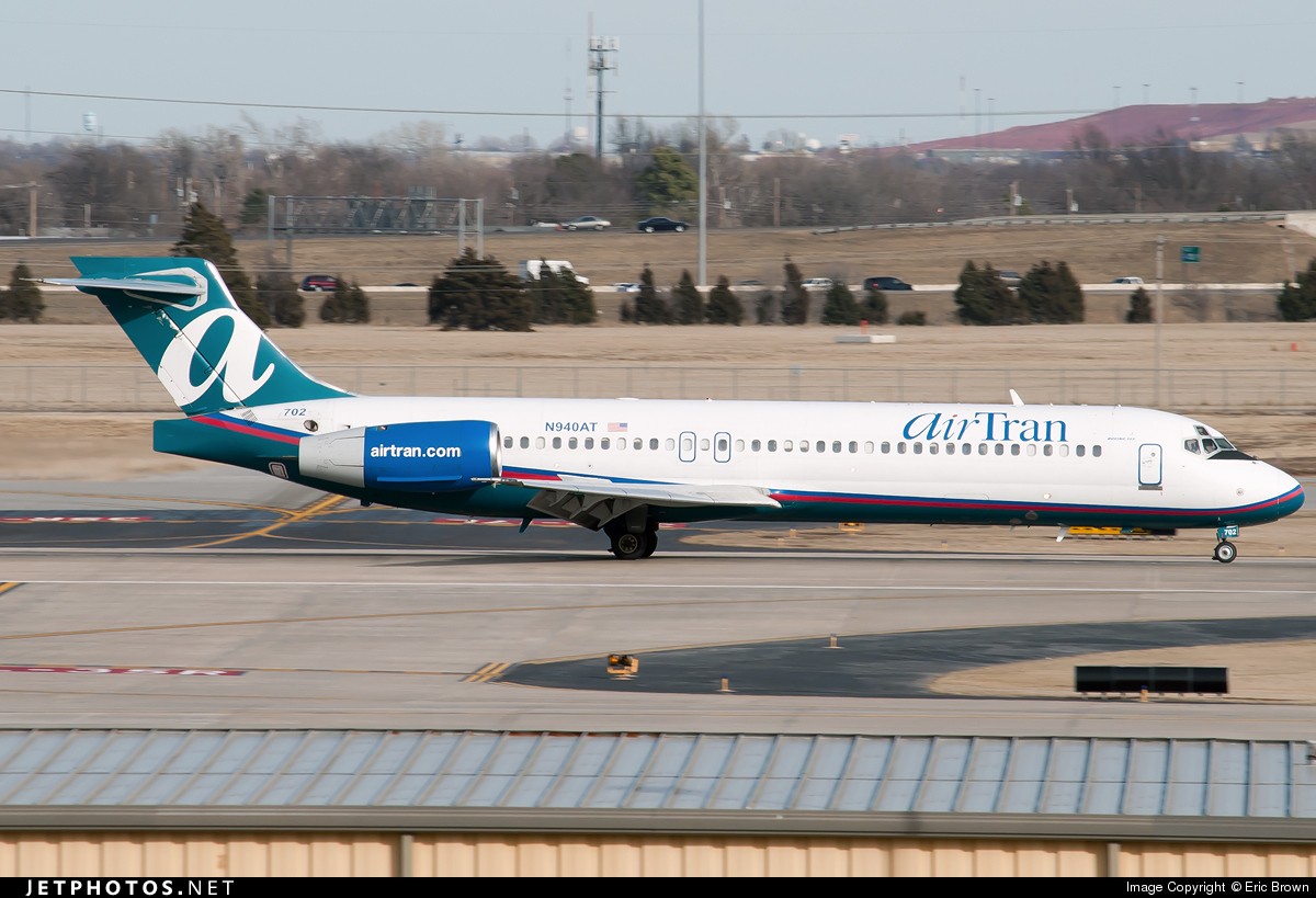 N940AT - Boeing 717-2BD - airTran Airways