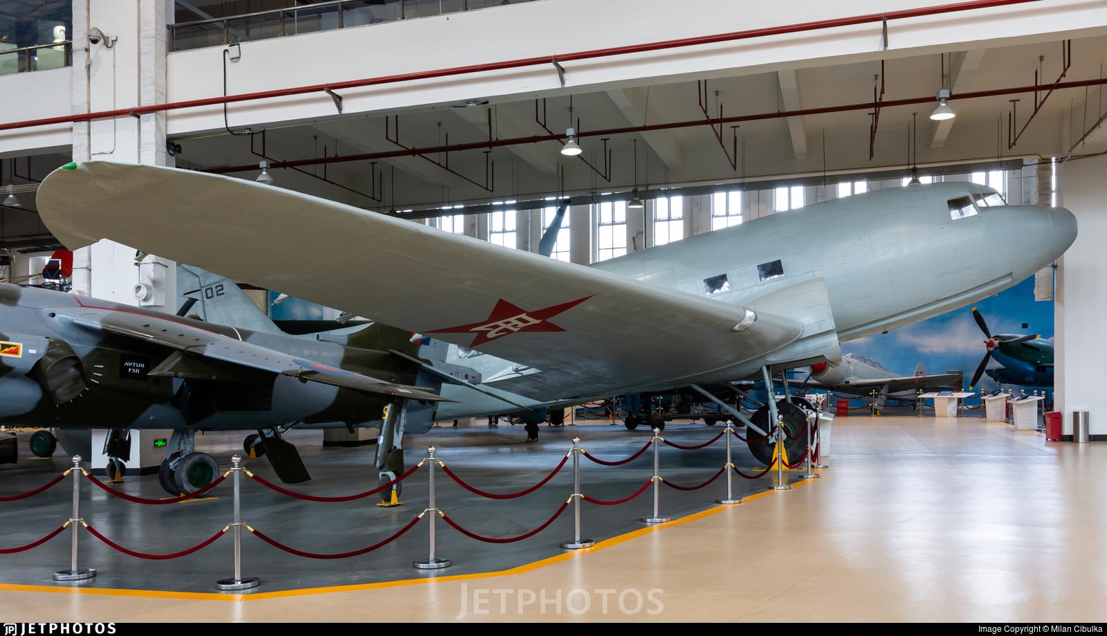 102 - Douglas C-47B Skytrain - China - Air Force