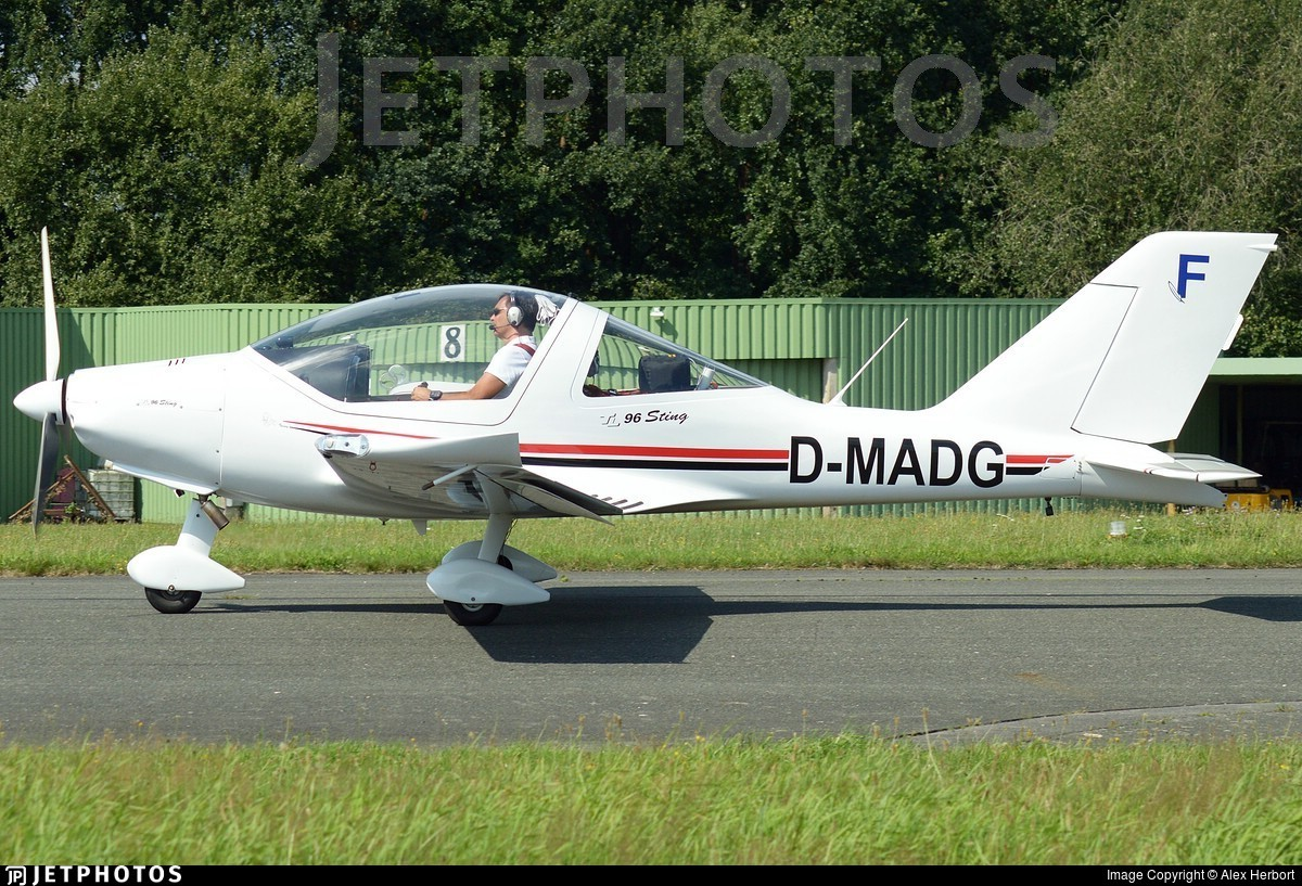 D-MADG - TL Ultralight-96 Star - Private