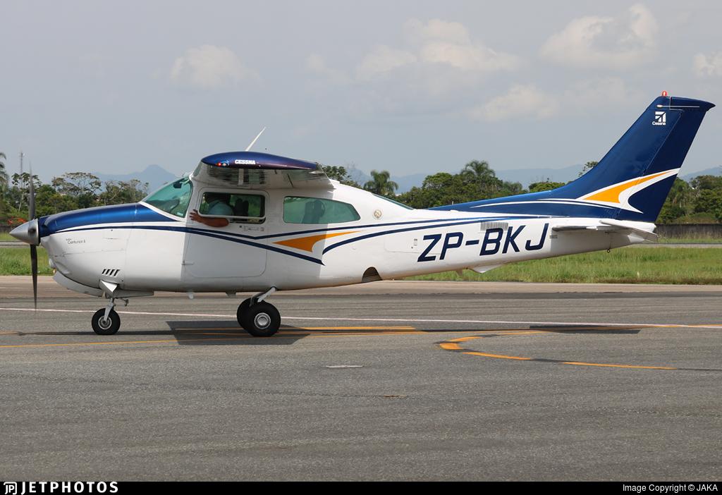 ZP-BKJ - Cessna T210N Turbo Centurion II - Private