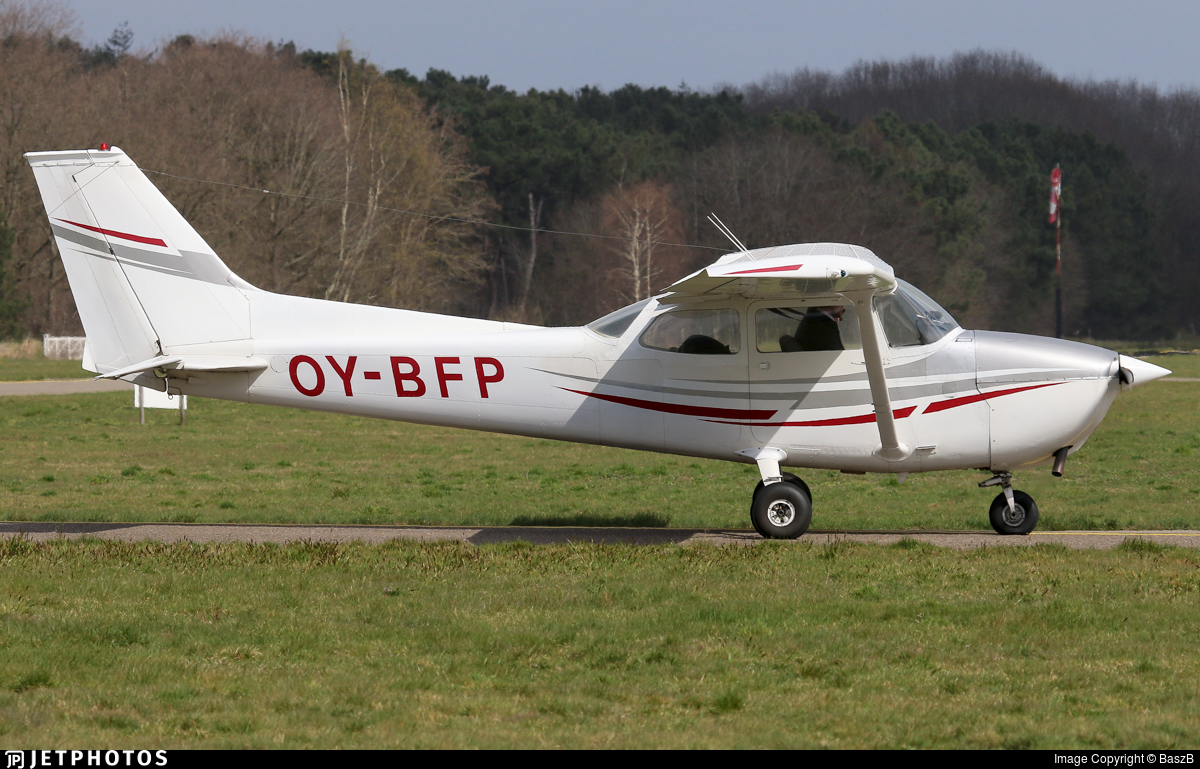 OY-BFP - Reims-Cessna F172M Skyhawk - Private