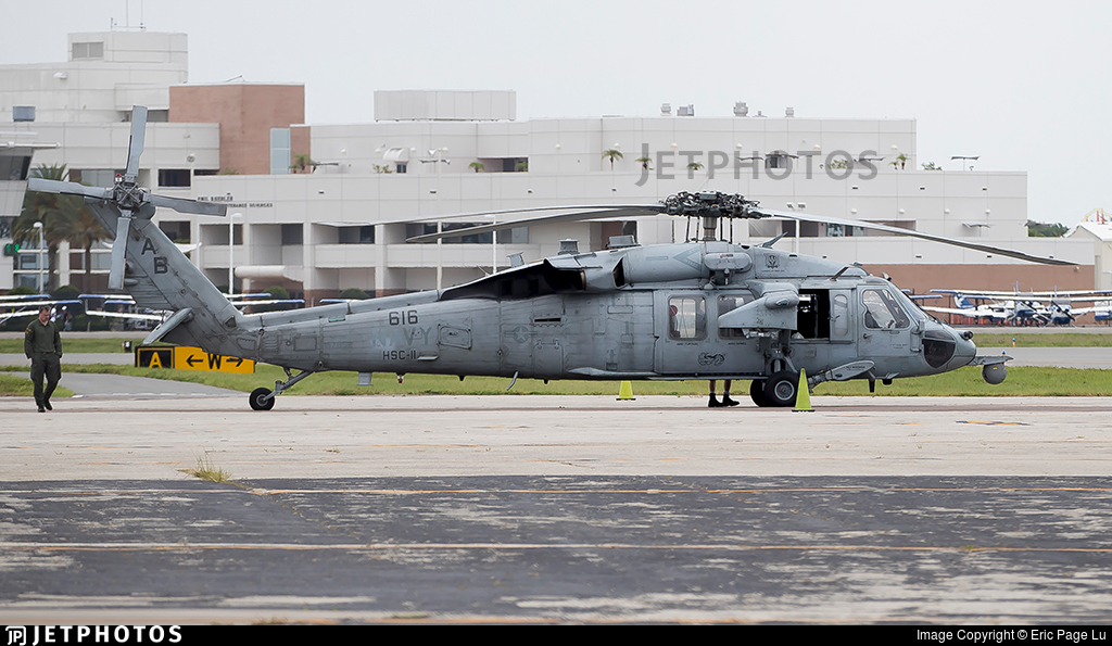 167852 - Sikorsky MH-60S Knighthawk - United States - US Navy (USN)
