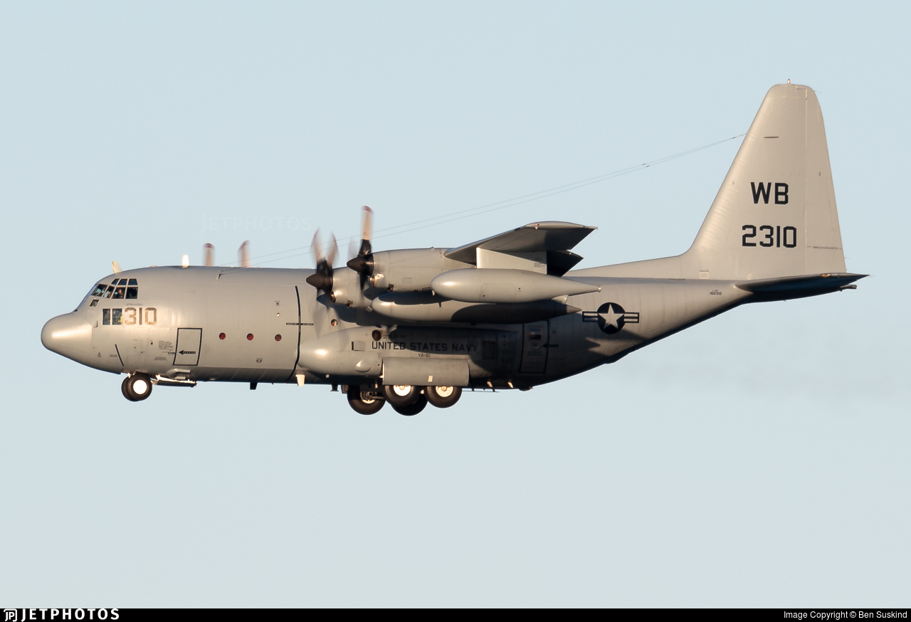 162310 - Lockheed KC-130T Hercules - United States - US Navy (USN)