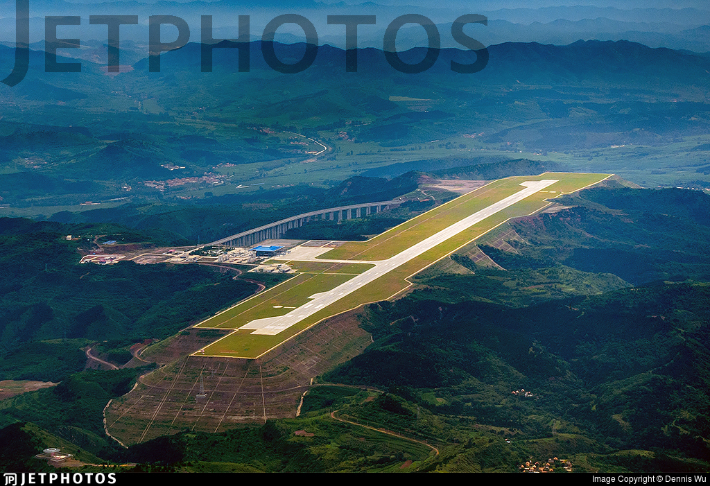 ZBCD - Airport - Airport Overview