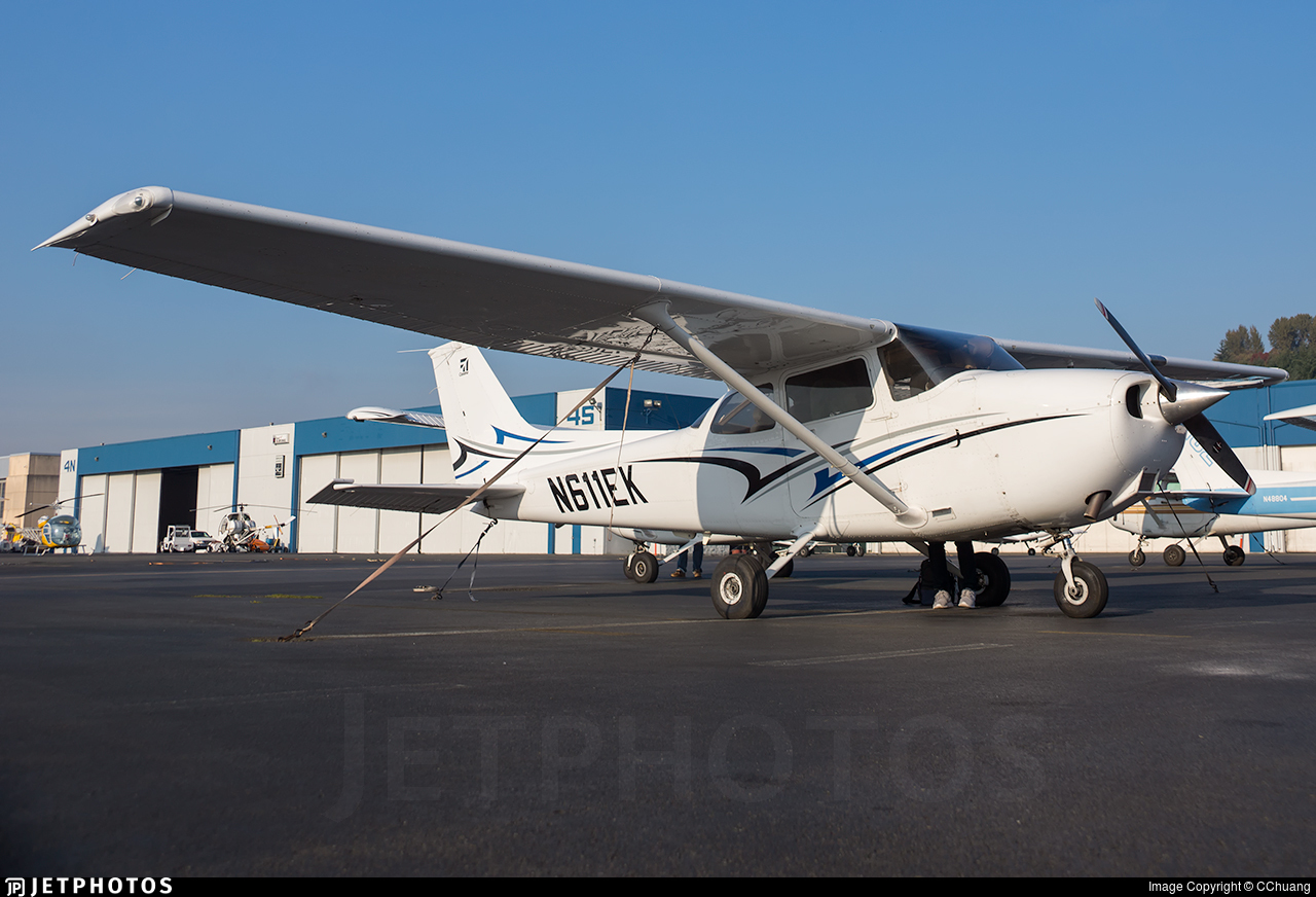 N611EK - Cessna 172S Skyhawk SP - Galvin Flying Services
