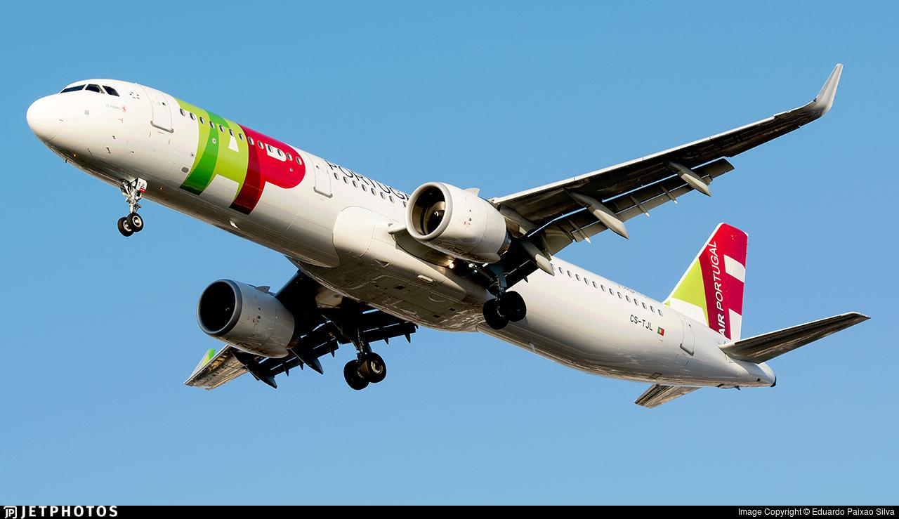 CS-TJL - Airbus A321-251N - TAP Air Portugal