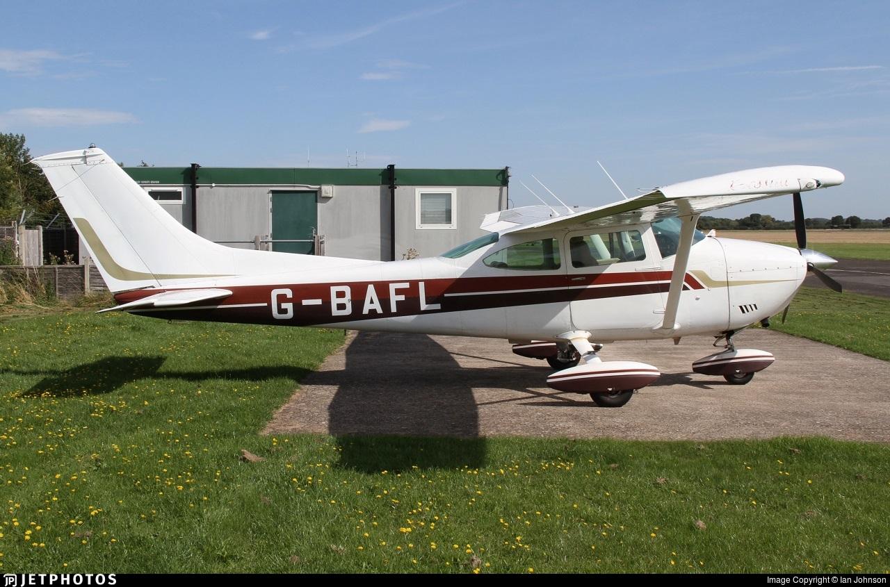 G-BAFL - Cessna 182P Skylane - Private