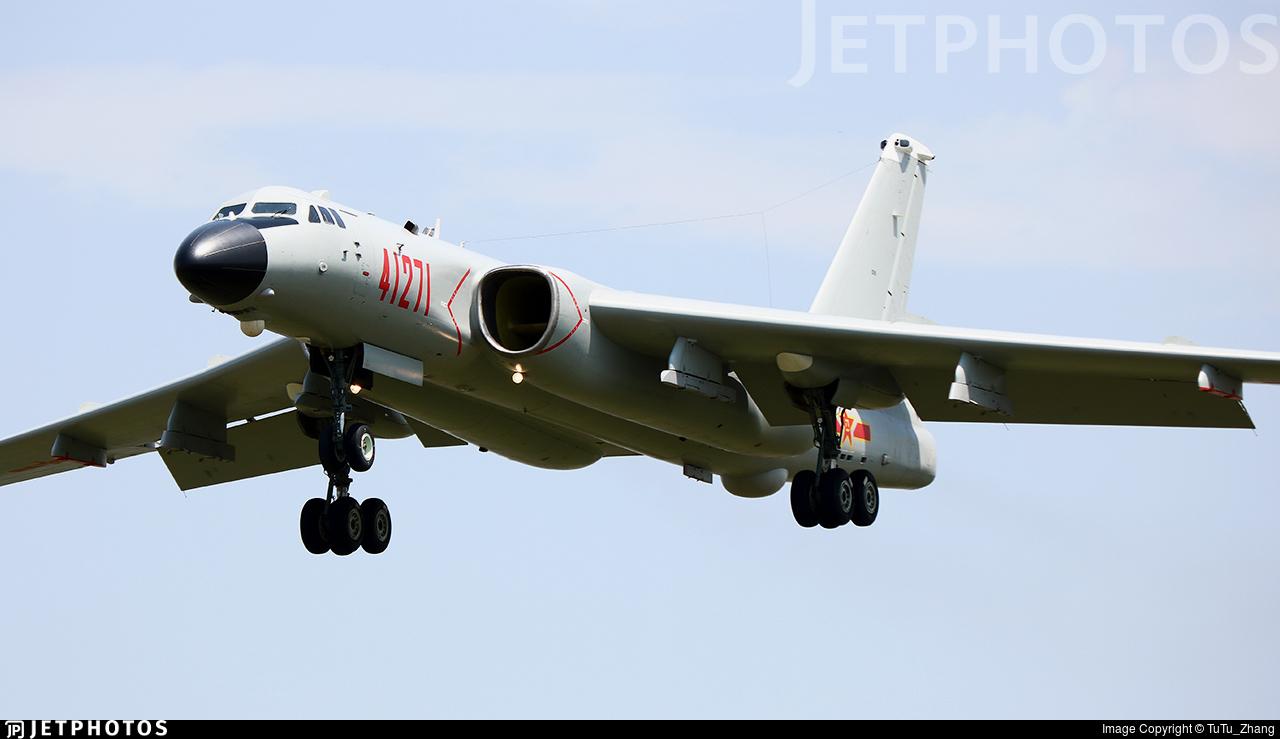 41271 - Xian H-6K - China - Air Force