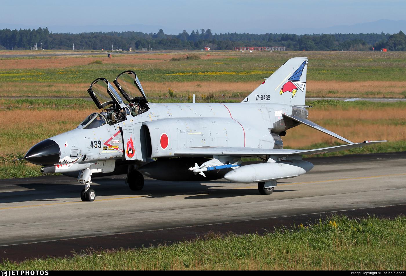 17-8439 - McDonnell Douglas F-4EJ Kai - Japan - Air Self Defence Force (JASDF)