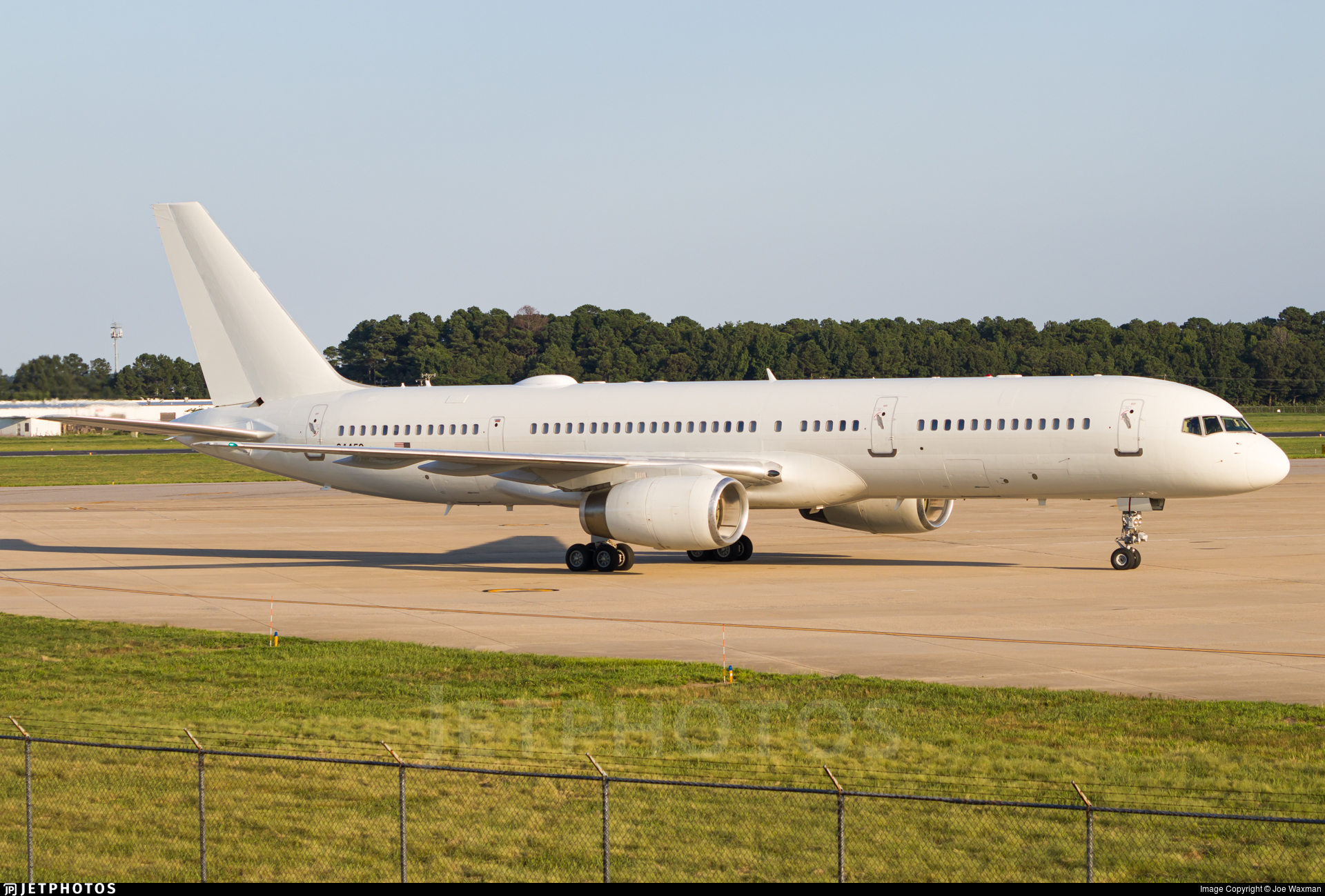 02-4452 - Boeing C-32B - United States - US Air Force (USAF)