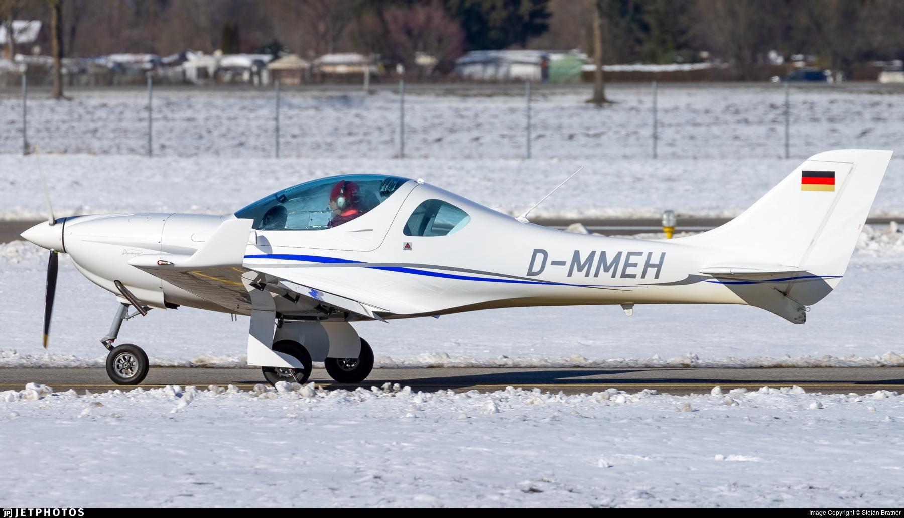 D-MMEH - AeroSpool Dynamic WT9 - Private