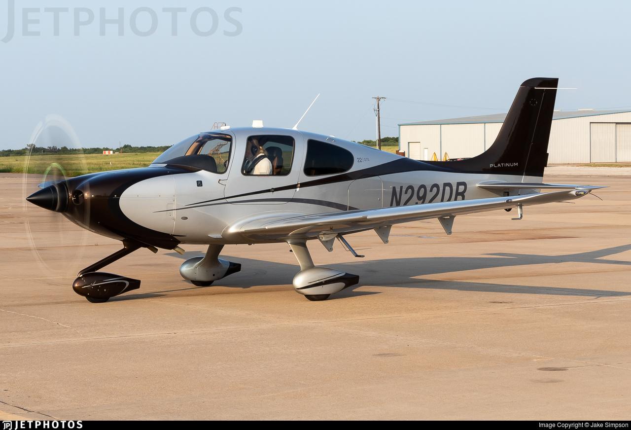 N292DR - Cirrus SR22T-GTS G5 Platinum - Private
