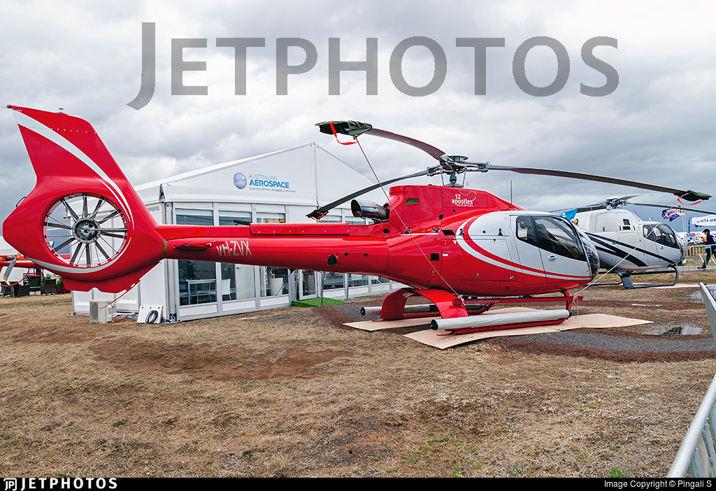 VH-ZVX - Eurocopter EC 130B4 - 12 Apostles Helicopters