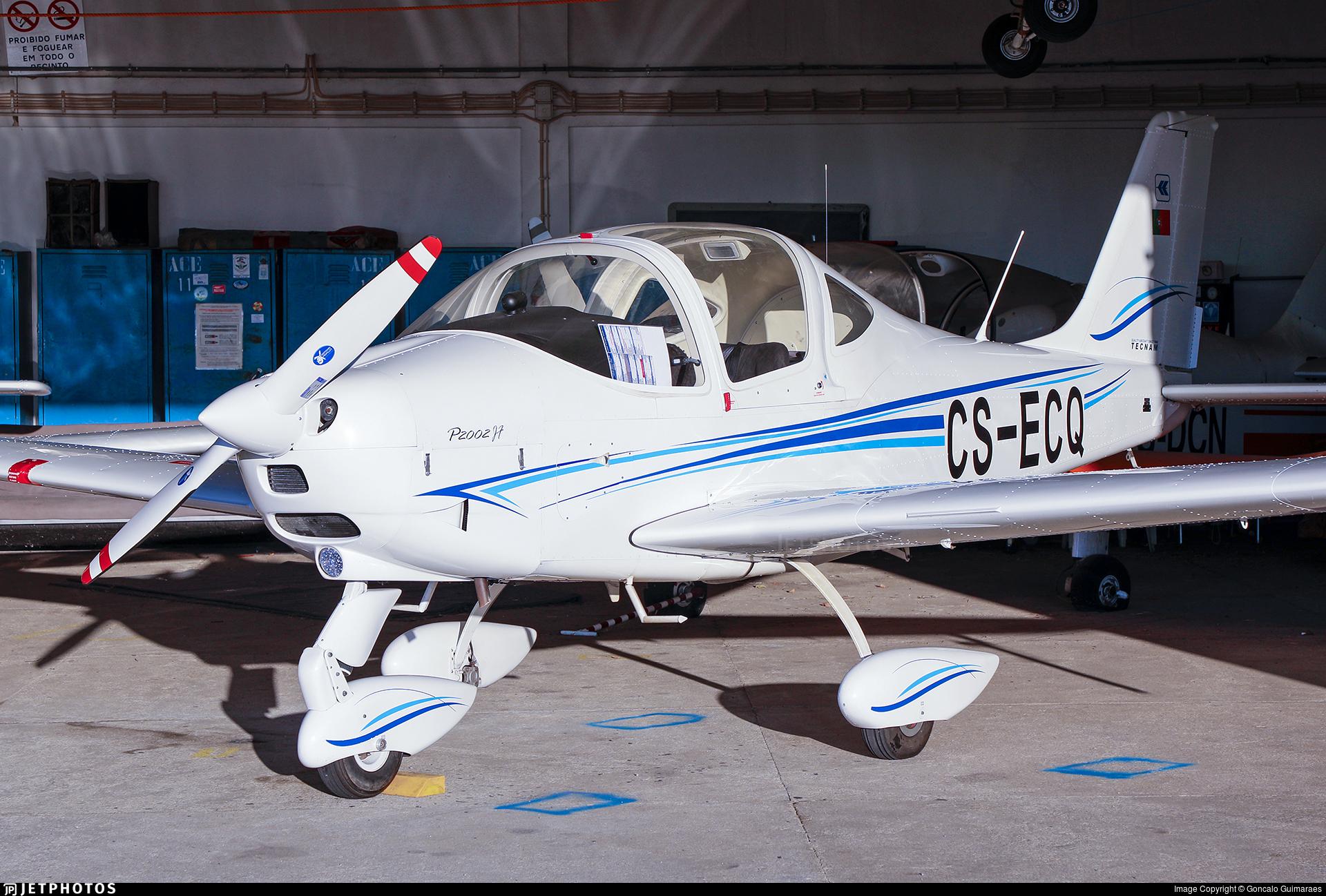 CS-ECQ - Tecnam P2002JF Sierra - Air Dream College