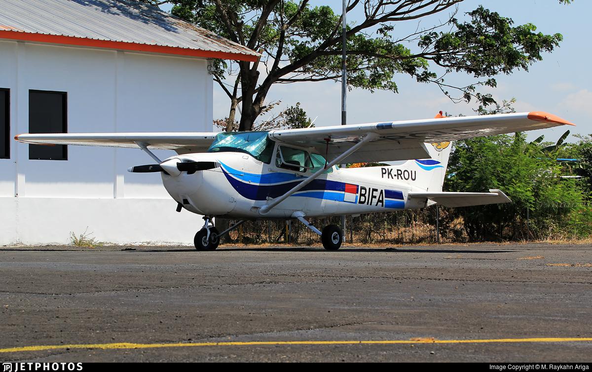 PK-ROU - Cessna 172Q Skyhawk - Bali International Flight Academy