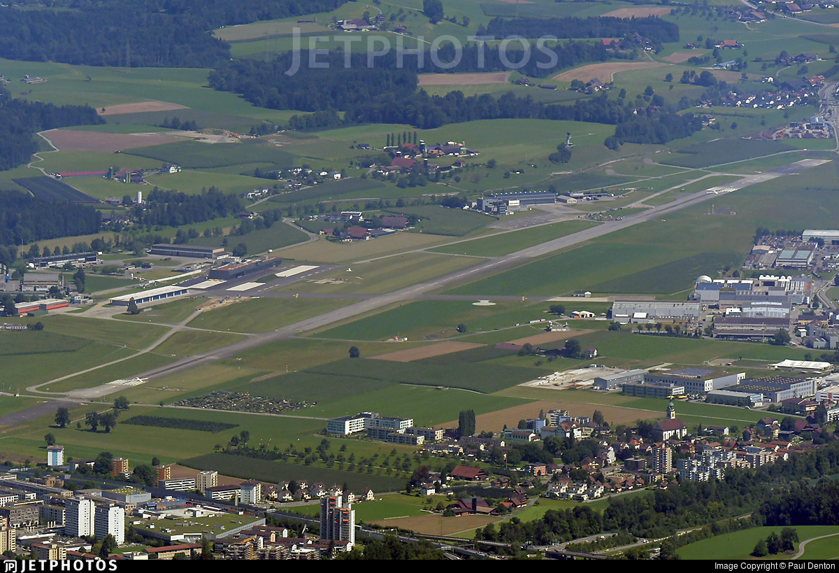 LSME - Airport - Airport Overview
