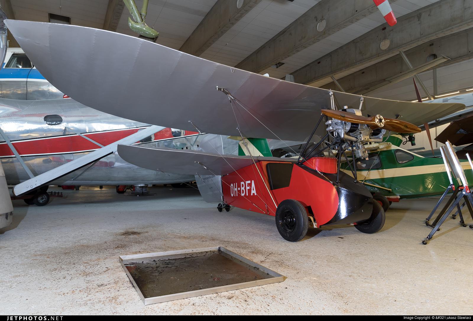 OH-BFA - Mignet HM-14 Pou du Ciel - Private