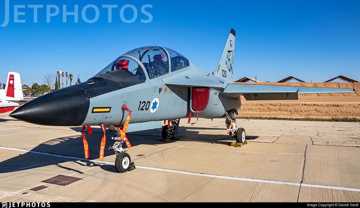120 - Alenia Aermacchi M-346 Lavi - Israel - Air Force