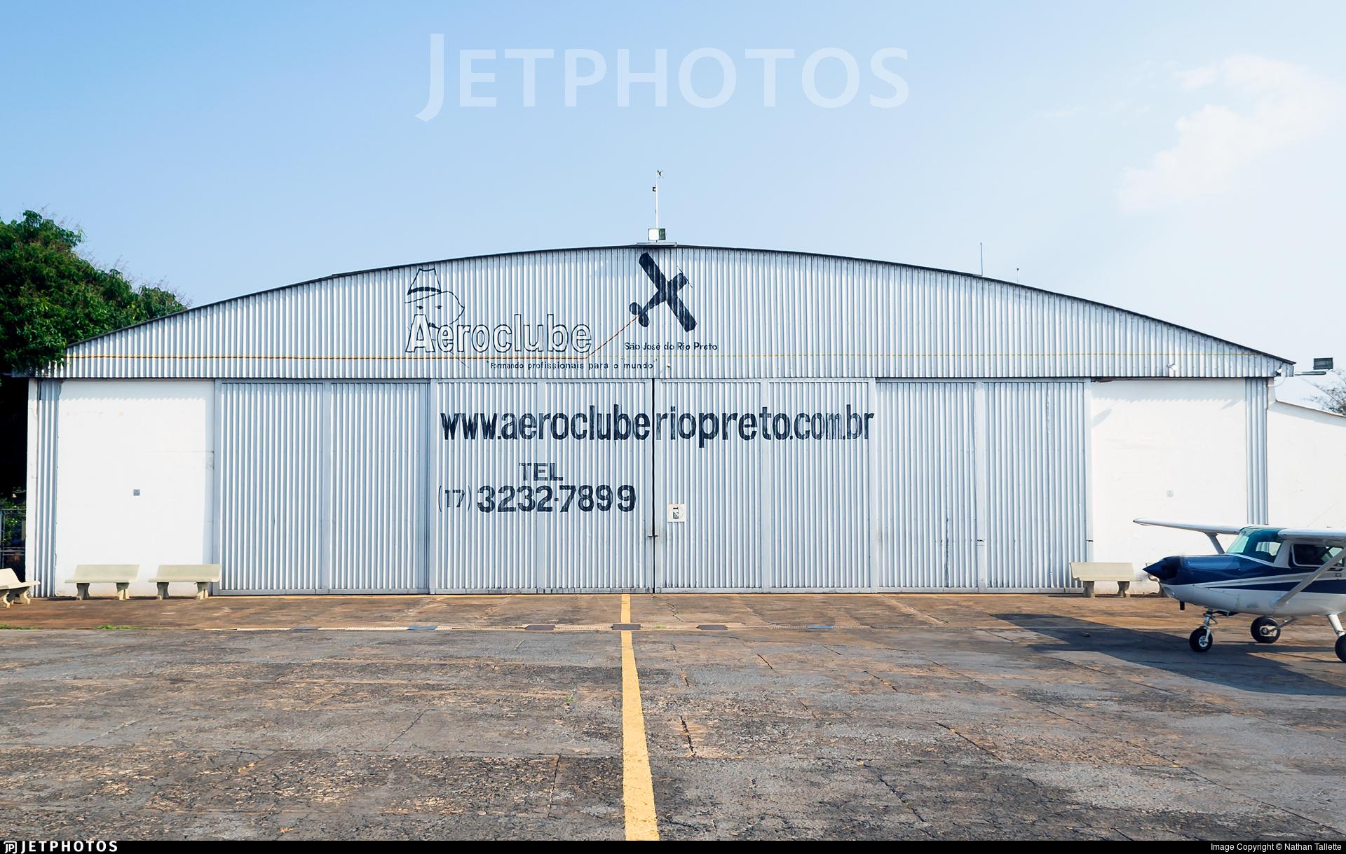 SBSR - Airport - Hangar