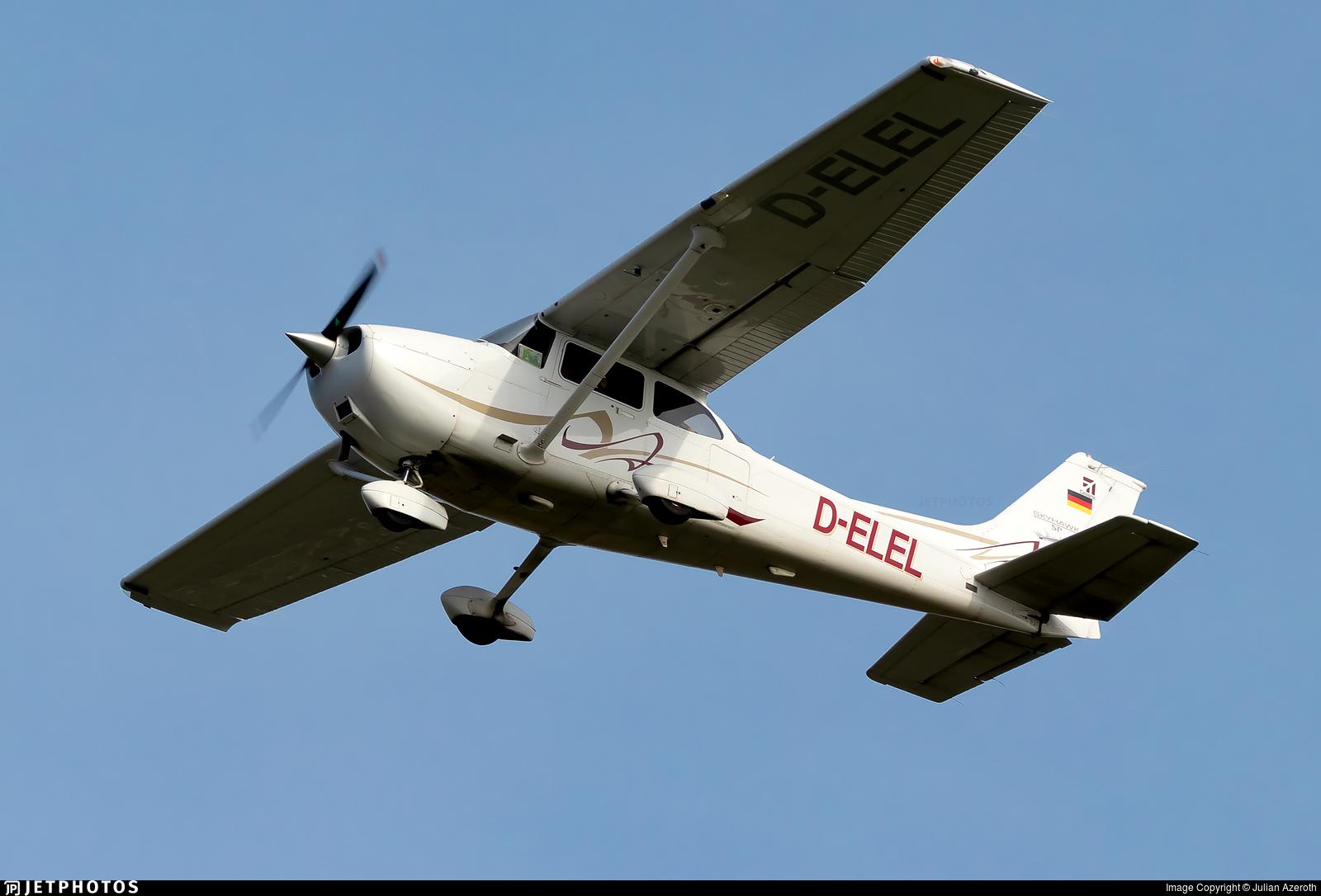 D-ELEL - Reims-Cessna F172G Skyhawk - Aerotours