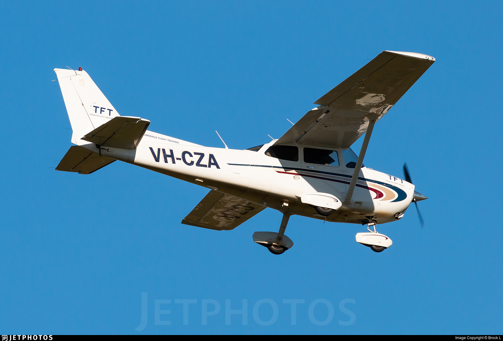 VH-CZA - Cessna 172S Skyhawk SP - Townsville Flight Training