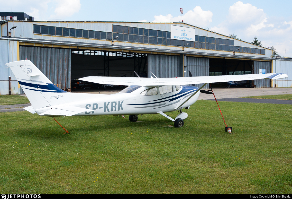 SP-KRK - Cessna T182T Turbo Skylane - Private