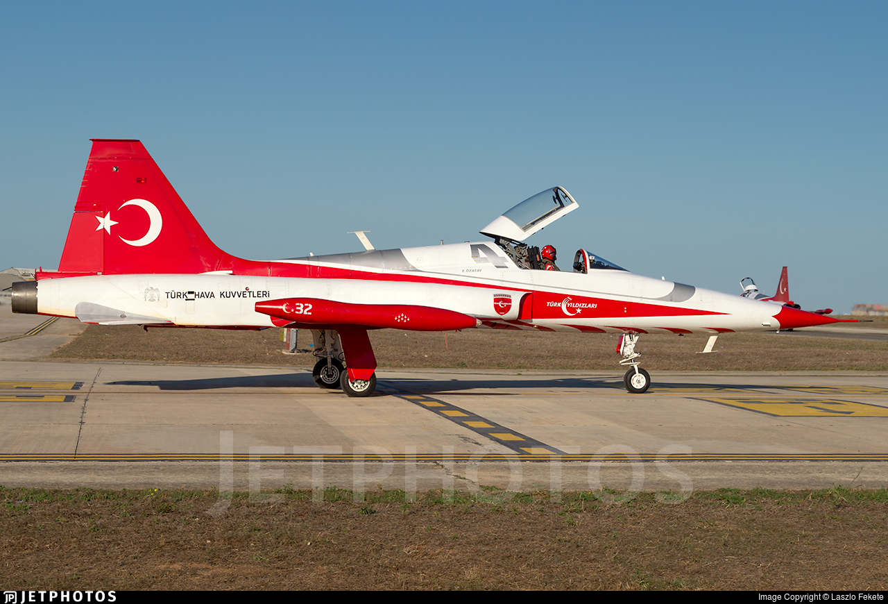 70-3032 - Canadair NF-5A Freedom Fighter - Turkey - Air Force