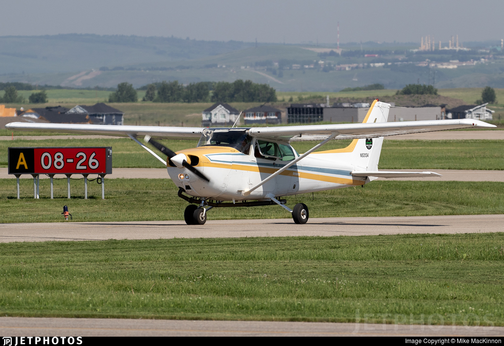 N53134 - Cessna 172P Skyhawk - Landcare Aviation Inc.