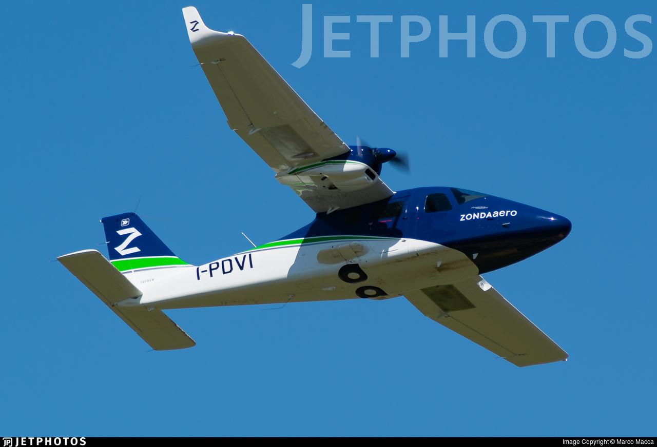 I-PDVI - Tecnam P2006T Mk II - ZONDAaero Flight School