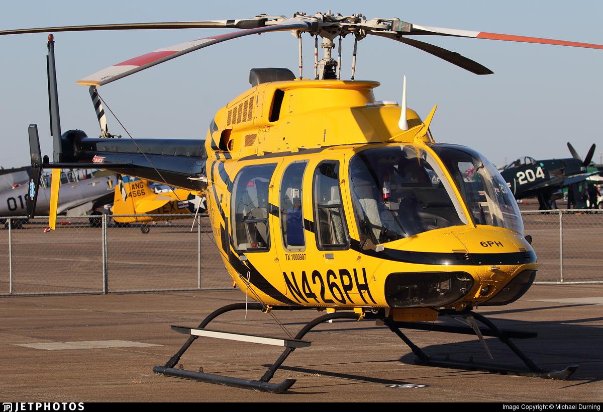 N426PH - Bell 407 - PHI Air Medical