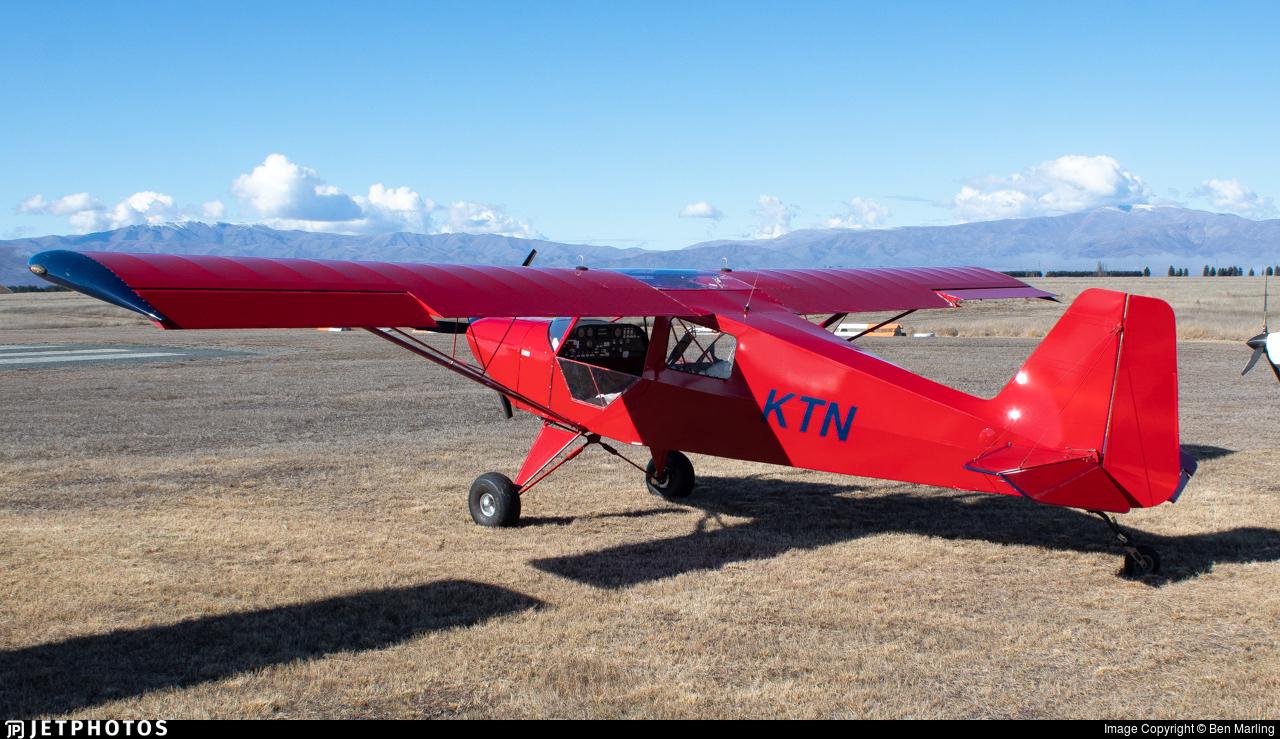 ZK-KTN - Australian Aviation Works Karatoo J6C - Private